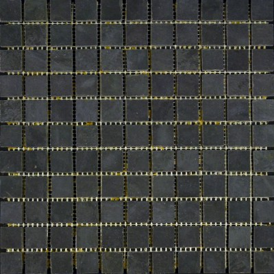 Black Gold Honed Buyi Mosaic