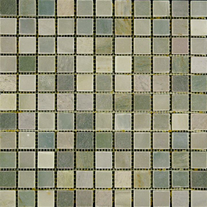 green mosaic tile floor slate mosaic slate mosaic tile westside tile and stone
