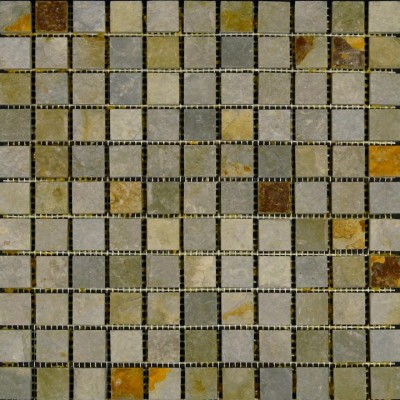 White Gold Buyi Mosaic