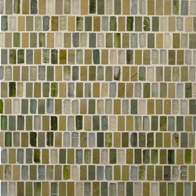 Barley & Sendei Stacked Mosaic