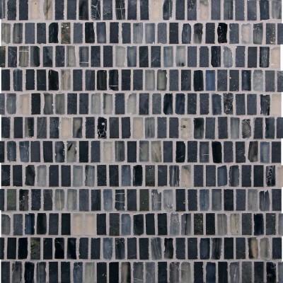 Black Gold & Sado Stacked Mosaic
