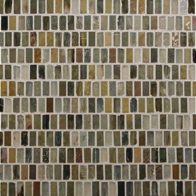 Earth & Hida Stacked Mosaic