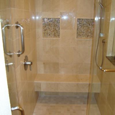 Walk-In Shower Tile Designs - Shower Tile Ideas | WestsideTile.com