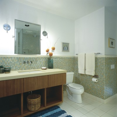 Tessera Ocean Meadow Blend Bathroom