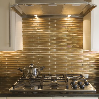 Oceanside elevations glass backsplash