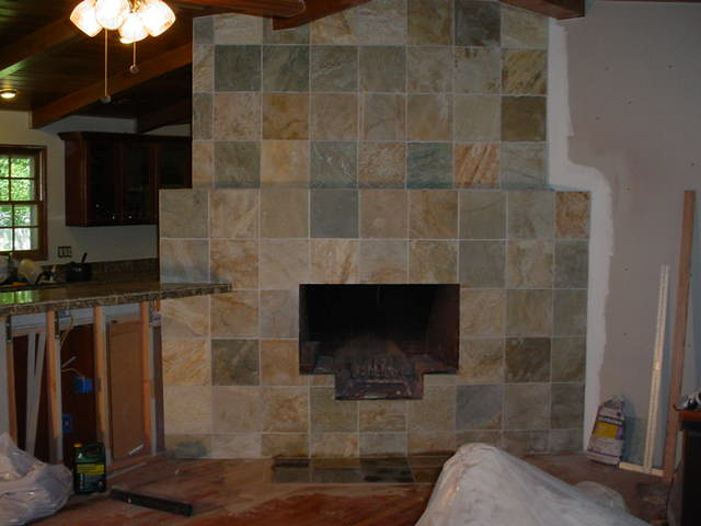Fireplaces - Westside Tile and Stone