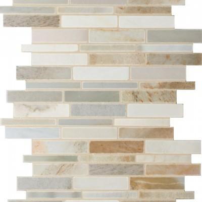 Desert Gold Lineal Mosaic