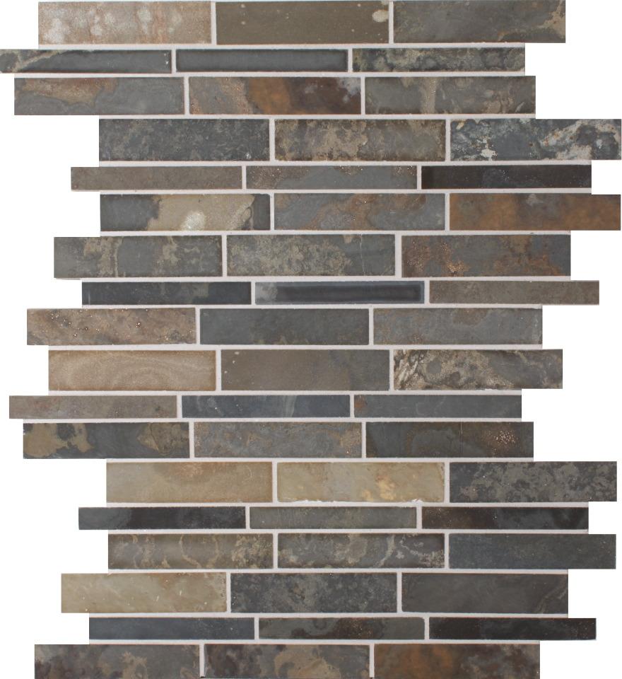 Slate Mosaic Slate Mosaic Tile Westside Tile And Stone