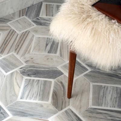 Almeria, stone mosaic