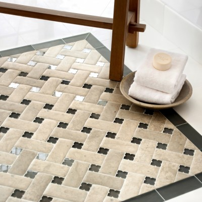 Fraser stone mosaic
