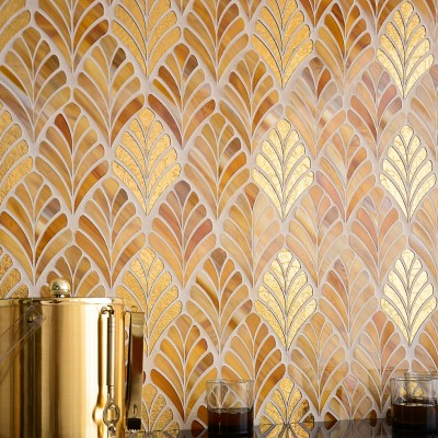 Margot Mosaic Backsplash