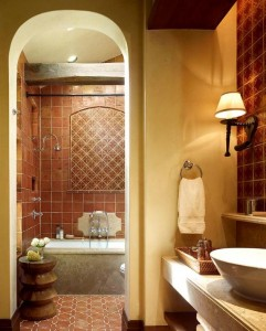 bathroom-flooring-with-saltillo-tile