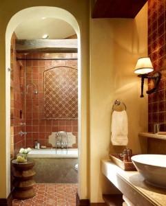 bathroom-flooring-with-saltillo-tile