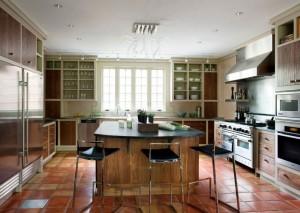 Saltillo Tile Kitchen Floors Westside Tile and Stone