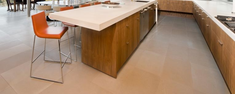 Concrete Countertops Kitchen