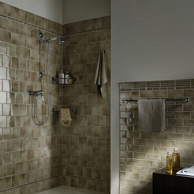 Shower Wall Tile Tub Westside Stone