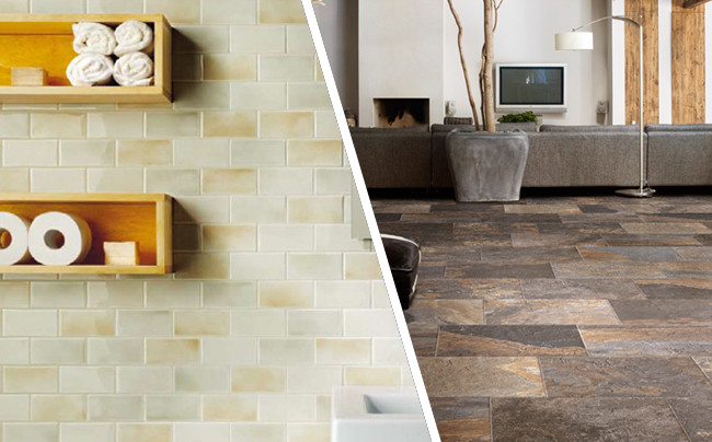 Ceramic Vs Porcelain Tiles Pros Cons Whats The Best Floor Tile