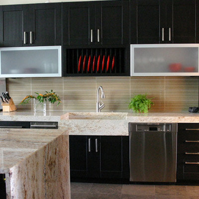 Kitchen Backsplash Tile - Kitchen Backsplash Ideas & Tile Materials