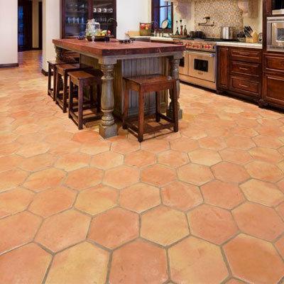 Saltillo Kitchen Floor Tile