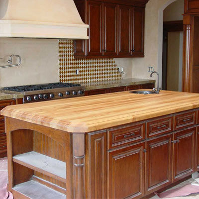Wood-Tile-Kitchen-Countertops