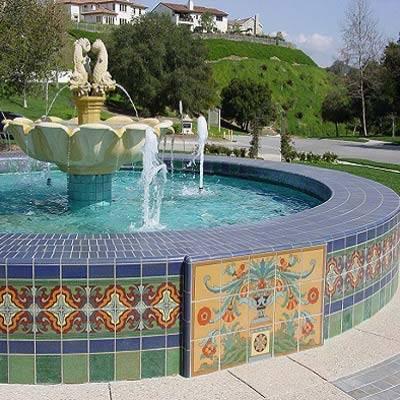 Fountain Tile
