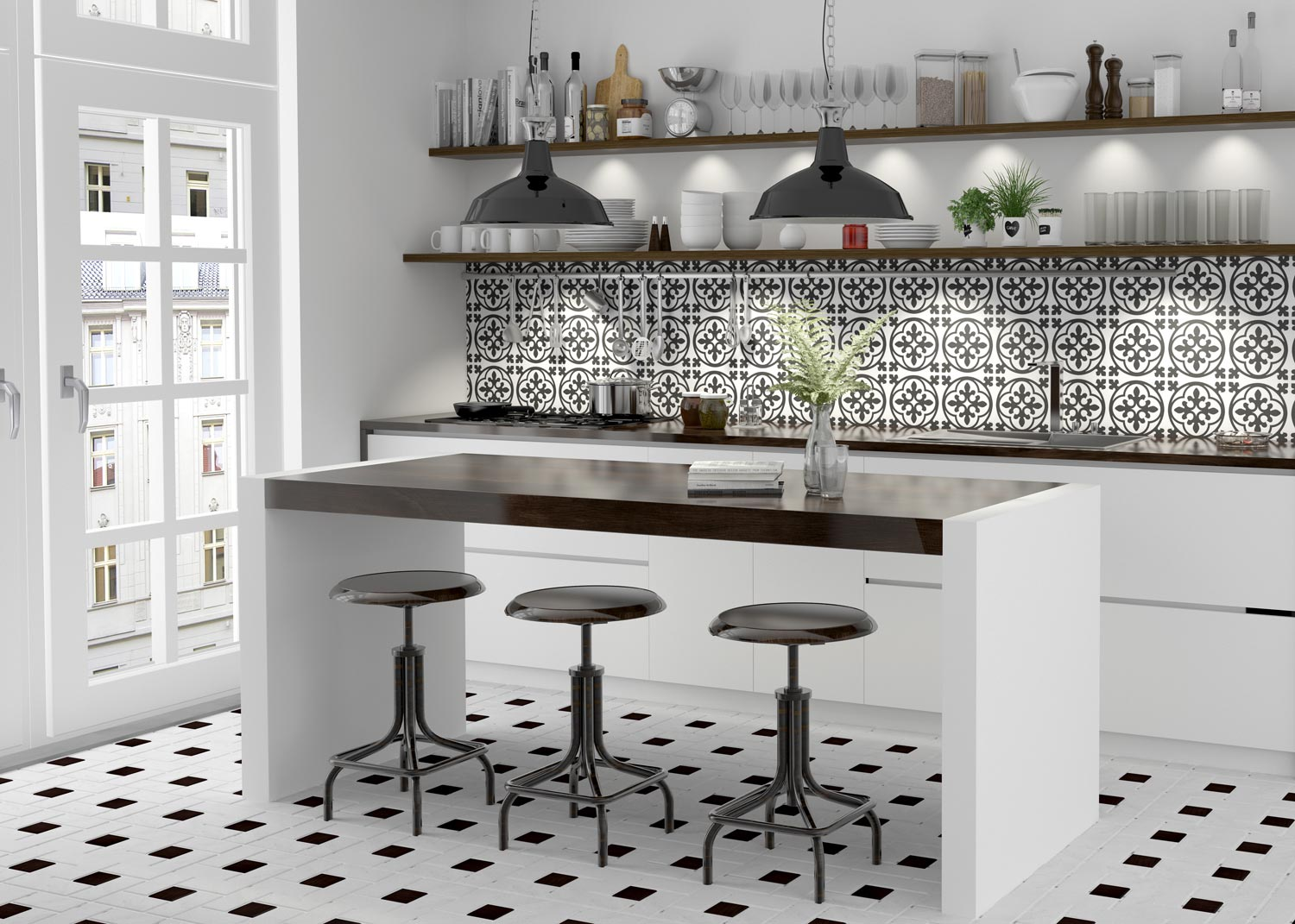 moroccan-tiles-kitchen-backsplash-designs