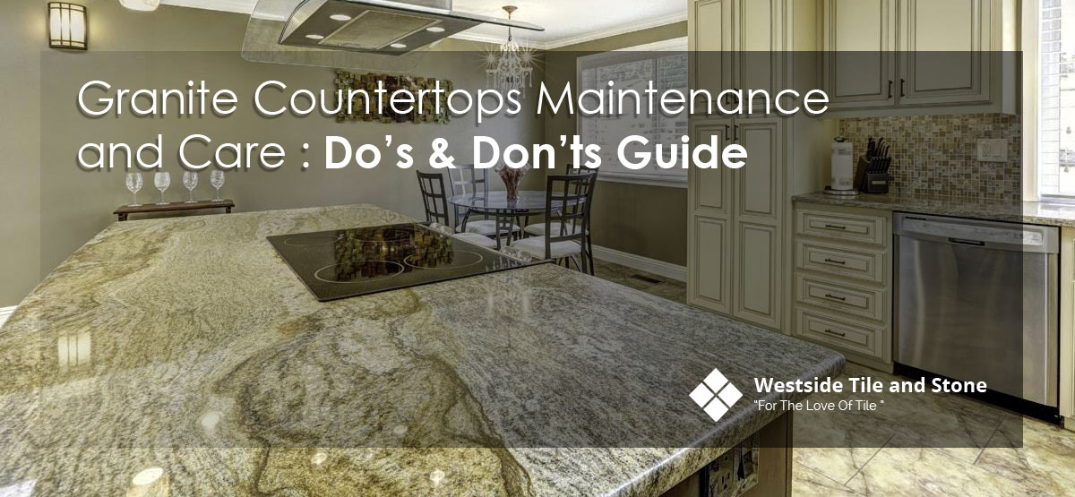granite-countertops-maintenance