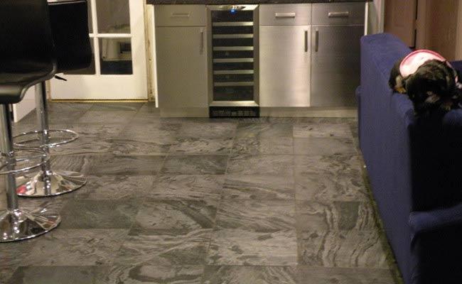 Granite Tile Flooring