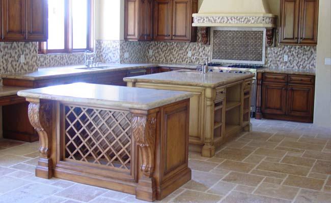 Travertine Tile Flooring