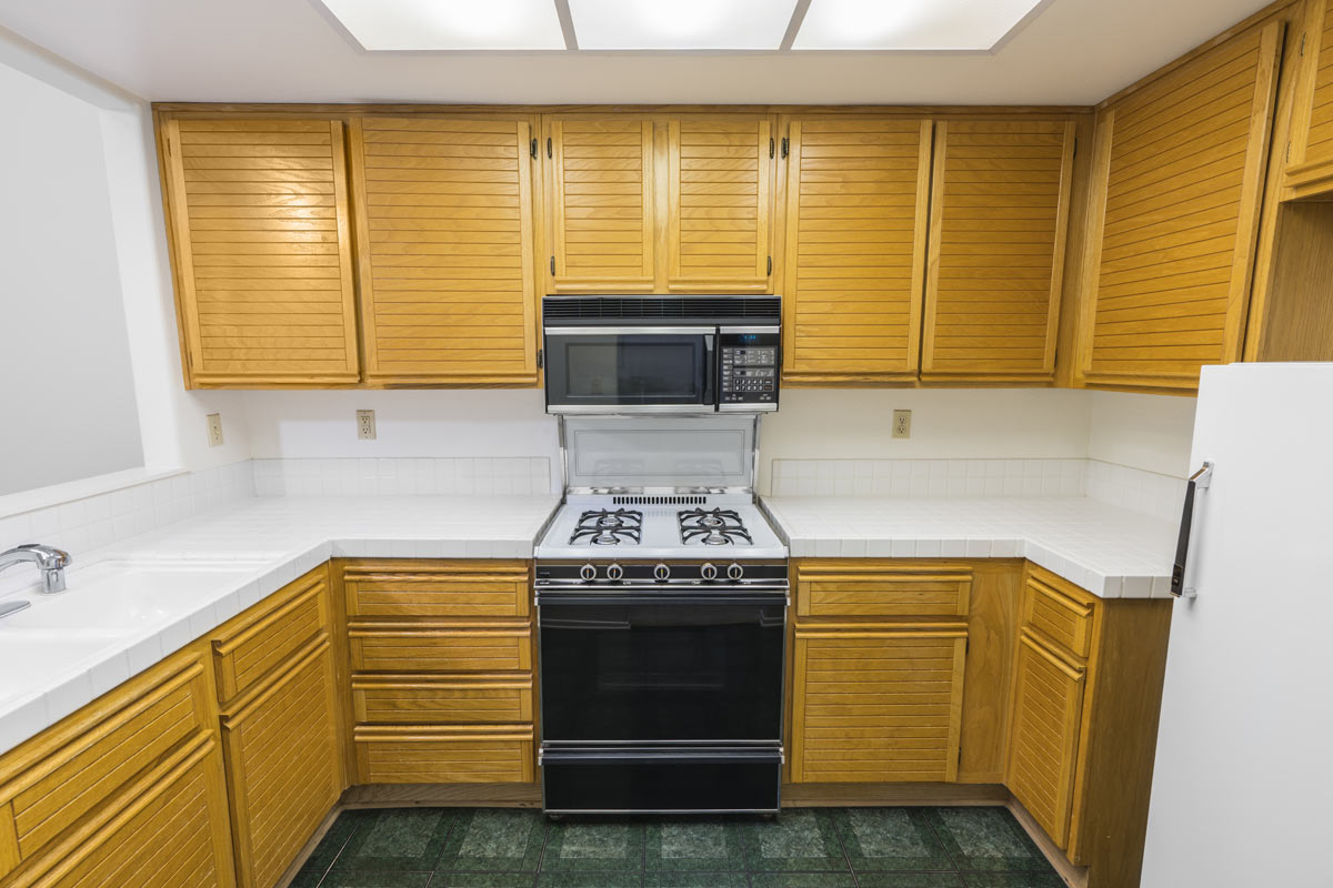 Waterproof Vinyl Kitchen Flooring