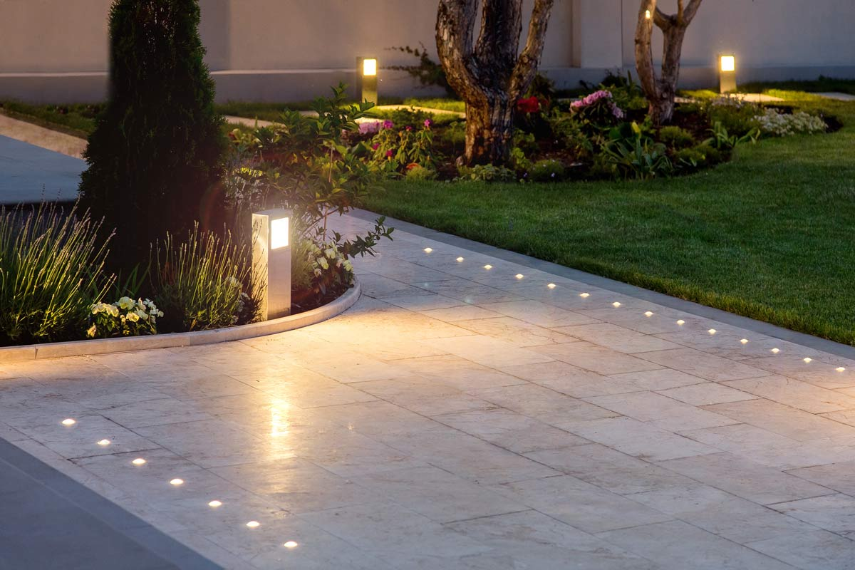 Marble Outdoor Tiles