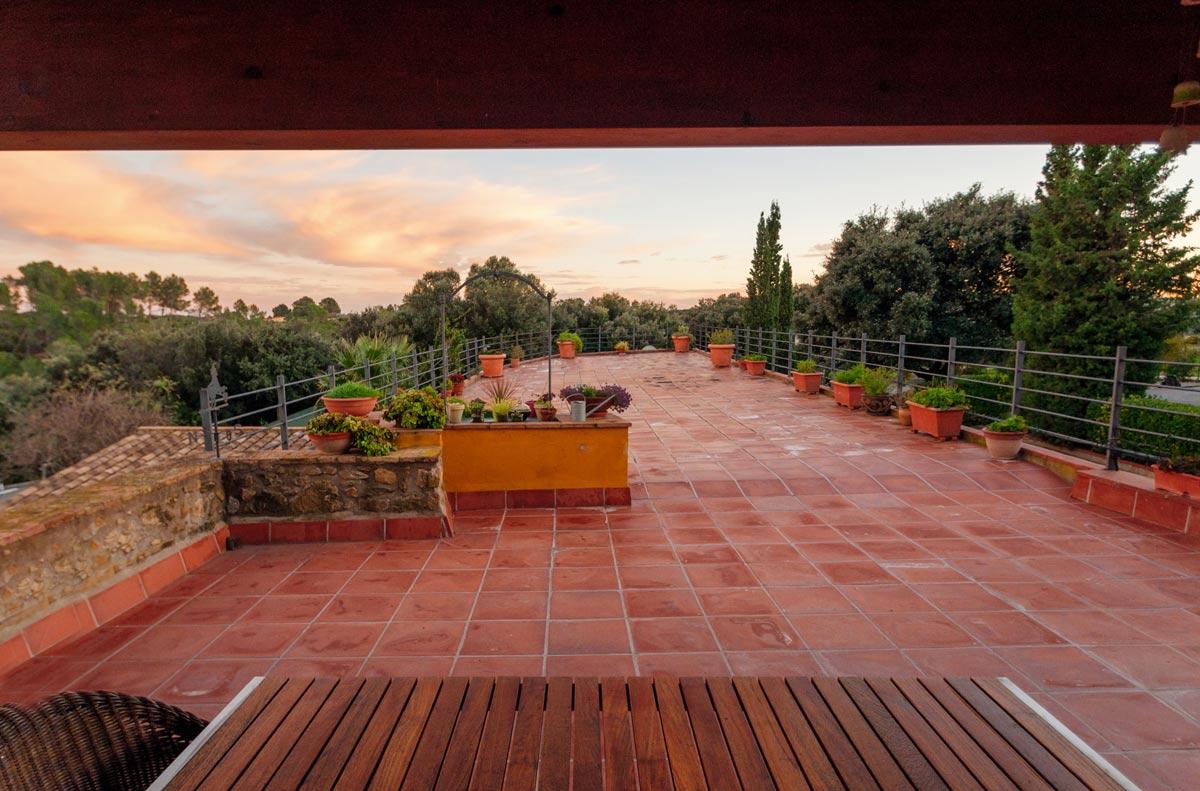 Outdoor Saltillo Tile
