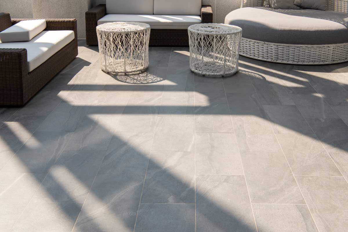 Outdoor Porcelain Tile