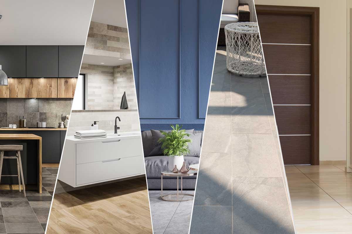 Porcelain Tile Design Ideas