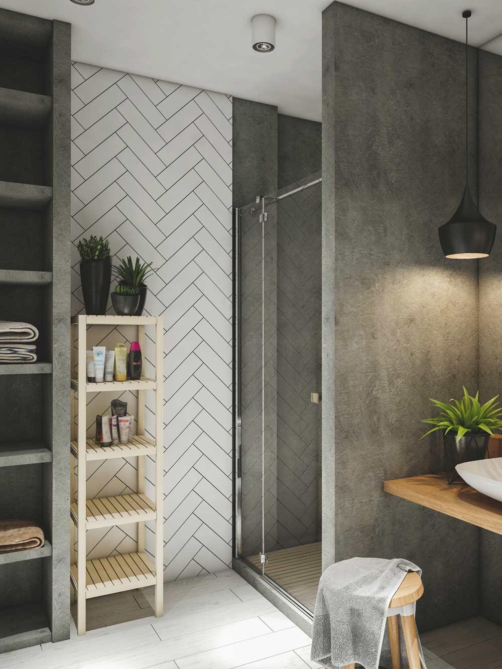 Subway tiles for Bathroom