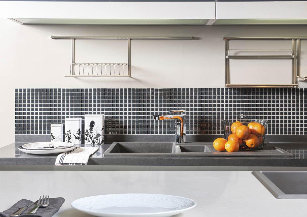 5 inspiring glass tile backsplash designs | westside tile